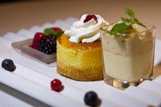 Amarula Bread and Butter Pudding onboard Bateaux Dubai. For more info: https://www.facebook.com/BateauxDubai