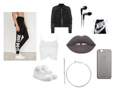 """""""Unbenannt #63"""" by caroline-ludwig37 on Polyvore featuring Mode, NIKE, Rick Owens, Topshop, Native Union und Philips"""