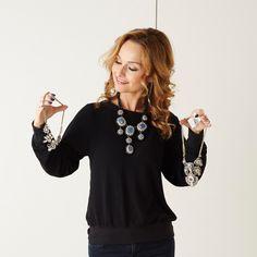 Shine On! | Style guru Sam Saboura weighs in on the season's best looks | GiadaWeekly.com