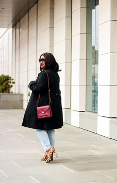 Plus Size Fashion for Women • Casual Winter Outfit Idea • Happy New Year | Shapely Chic Sheri