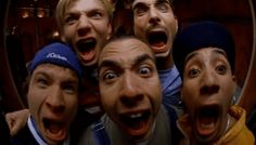 Backstreet's Back! Practically wore a hole in the carpet dancing to this video in 98.