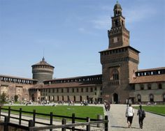 mylovetop.com Castello Sforzesco