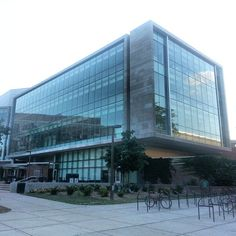 The newly renovated Wells Hall at Michigan State University. Now complete with a Starbucks. #Spartans #LoveLansing