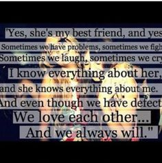 true friends clear friends secret of friendship best friends promise Best Friends Forever Quotes, Best Friends Funny, Best Friend Quotes, True Friends, Friend Sayings, Baby Friends, Sister Friends, Funny Girl Quotes, Bff Quotes