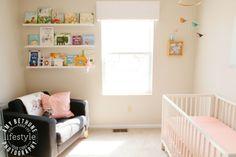 plum nursery reveal » Dublin, OH seniors and family photographer | Amy Bethune Photography