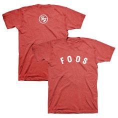 Foos Unisex Tee – Foo Fighters Store