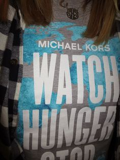 MyLifeConsistsOfStyle: My Style- October 17, 2014 Michael Kors Watch Hunger Stop