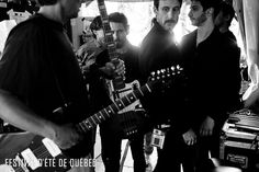 the SRB // FEQ, Parc de la Franco, Québec City - July 11th 2014 Quebec City, Handsome, Band, Concert, Sash, Recital, Bands, Concerts, Quebec