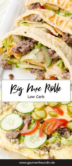 , The best low carb big mac role ever! With delicious Big Mac Dressing - # . , The best low carb big mac role ever! With delicious Big Mac Dressing - # . The best Low Carb Big Mac role ever! With delicious Big Mac Dressing - Big Mac, Low Carb Recipes, Diet Recipes, Healthy Recipes, Healthy Dishes, Cookie Recipes, Healthy Snacks, Vegetarian Recipes, Mac Wrap
