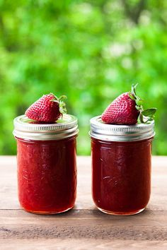 IT'S RHUBARB SEASON! Rhubarb is such a unique fruit - so tangy and versatile and truly signifies the arrival of Spring. Here I've captured the flavours of Spring in Strawberry Rhubarb Jam.