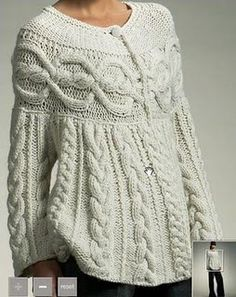 I love this sweater...... :)