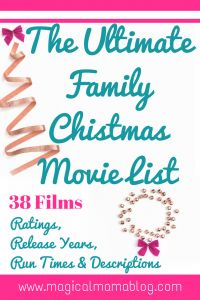 MagicalMamaBlog: Get your family in the Christmas Spirit with these classic and unique movies!