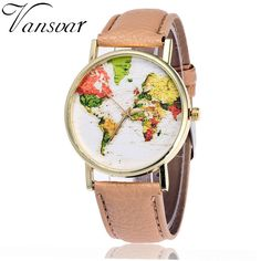 $2.69 (Buy here: https://alitems.com/g/1e8d114494ebda23ff8b16525dc3e8/?i=5&ulp=https%3A%2F%2Fwww.aliexpress.com%2Fitem%2FVansvar-Fashion-World-Map-Watch-Casual-Women-Dress-Wrist-Watches-Ladies-Leather-Quarzt-Watches-Relogio-Feminino%2F32777229007.html ) Vansvar Fashion World Map Watch Casual Women Dress Wrist Watches Ladies Leather Quartz Watches Relogio Feminino V20 for just $2.69