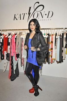 Kat Von D clothing line