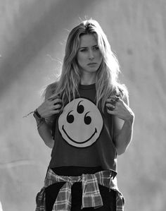 Gillian Zinser.  she's perfect.