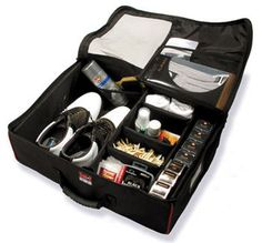Nice gift set. Traveling..no problem. Always ready to play a game of golf.