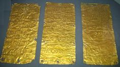 The bilingual Pyrgi tablets (500 BC) realmsofgoldthenovel.blogspot.com