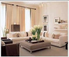 find this pin and more on home decor love this neutral living room - Home Decor Pictures Living Room