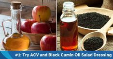 Either apple cider vinegar or black seed oil can be used as substitutes for other oils and vinegars to make a delicious salad dressing packed with health benefits for the whole family -- try these now! https://articles.mercola.com/sites/articles/archive/2018/01/01/apple-cider-vinegar-black-seed-oil-benefits.aspx