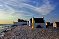 Bonaire Slave huts - such interesting history.