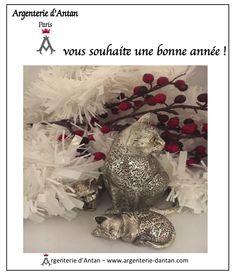 Argenterie d'Antan vous souhaite une très belle année ! - Argenterie d'Antan