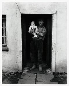 Bruce Davidson: WALES. 1965. Welsh Miners.