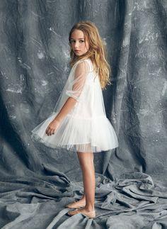 Nellystella Love Alice Dress in White