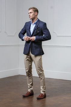 The Dapper Gent - KK184 Slim Fit Workwear Oxford Shirt