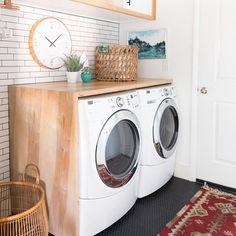 Salle de lavage à quelle fréquence laver objets maison