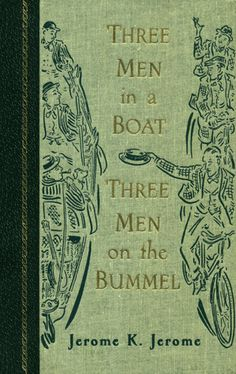 three men in a boat by jerome k jerome 2 essay Jerome klapka jerome (2 may 1859 -- 14 june 1927) was an english writer and humorist, best known for the humorous travelogue three men in a boat jerome was born in caldmore, walsall, england, and was brought up in poverty in london.