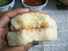YUMMY TUMMY: Homemade Soft & Fluffy Pav Buns / White Dinner Rolls / Indian Pav / Indian Bread for Pav Bhajji