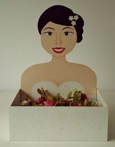 caixa  noivos p/ lembrancinha casamento