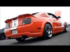 Brasspineapple Productions Video & Photography: 2009 FORD MUSTANG ( Roush Stage 3 ) / Cars by Bras...