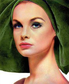 Top Models of the World: Jean Shrimpton (Misc)