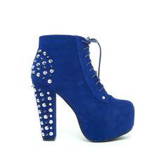 #blueheels #spikes #brayola