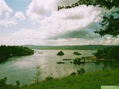 The Source of the River Nile, Jinja, Uganda.