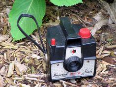 Vintage Imperial Mark XII Flash camera