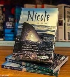 The Incredible Journey of a Shark Named Nicole. Se7en, Great White Shark, Home Schooling, True Stories, Journey, The Incredibles, History, Beach, Historia