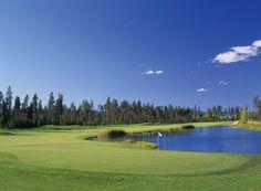 Crosswater golf course in Oregon