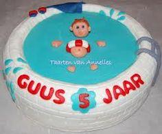taart zwembad - Google zoeken