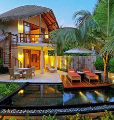 Make your way to Maldives