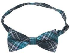 Cotton Plaid Handmade Bow Ties