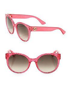 4c600e4993af Gucci - 54MM Cat Eye Sunglasses