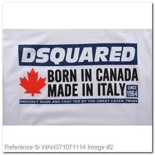 #Dsquared2 | #Canada #mafash14 #bocconi #sdabocconi #mooc #w3