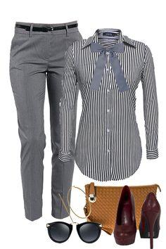 Arbeit fallen 3 – Outfits For Life - Mein Stil Stylish Work Outfits, Business Casual Outfits, Business Attire, Office Outfits, Work Casual, Classy Outfits, Fashionable Outfits, Stylish Outfits, Mode Outfits