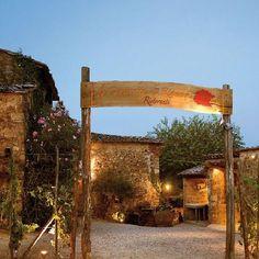 Cantinetta di Rignana - Greve, Tuscany  amazing antipasti