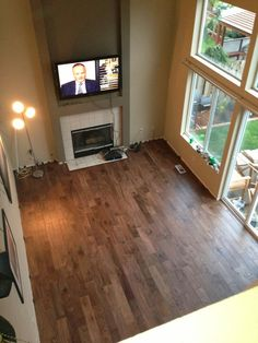 Natural Walnut Flooring.  HardWood Floors wood floors hardwoods engineered wood flooring