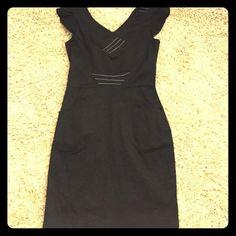 Zara Super Cute Black Dress