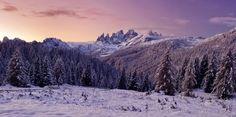 Alba verso il Focobon | Flash For Dolomiti - Concorso internazionale di fotografia e video delle Dolomiti Unesco