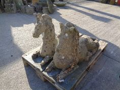 Reclaimed Garden Statuary - Frome Reclamation Limited